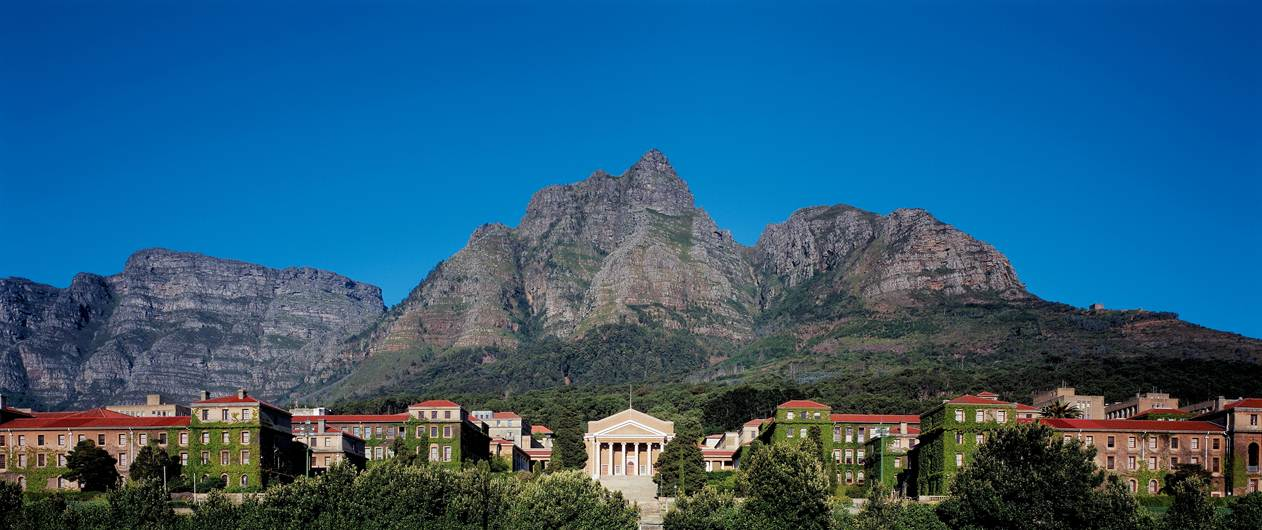 Campus of the University of Cape Town